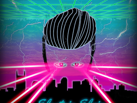 """""""ELECTRIC ELVIS"""" - Official Artwork and Track Listing"""