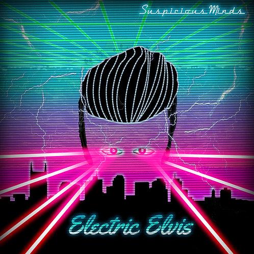 Electric Elvis CD