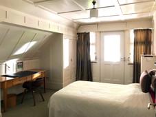 elegant room left wing at second floor