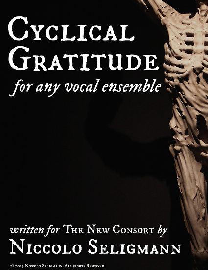 Score: Cyclical Gratitude (2019)