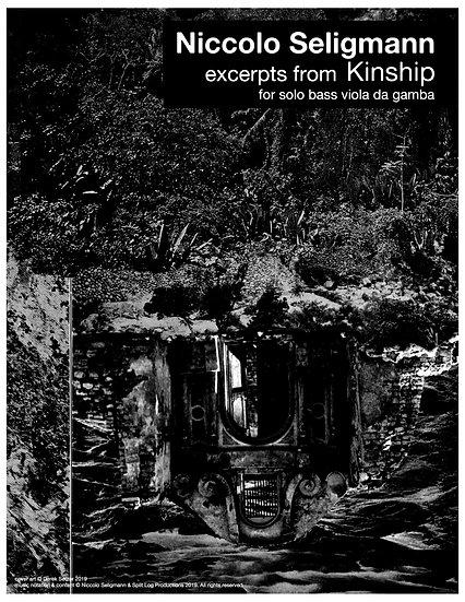 Score: Kinship Excerpts (2020)