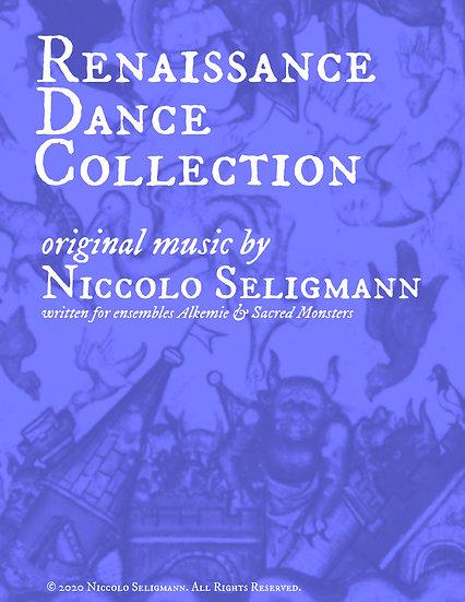 Score: Renaissance Dance Collection (2019)