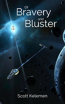 Of Bravery and Bluster - Kindle Book Cov
