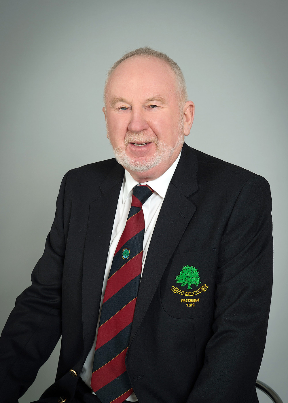 Joe Landy - Rush Golf Club President 2019