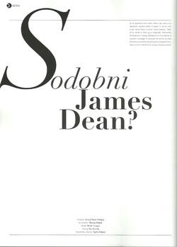 Modern James Dean?