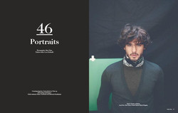 Portraits by Alan Chies