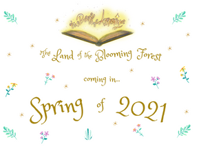 Spring is just around the corner and so, too, is the Land of the Blooming Forest!