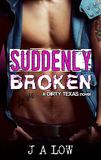 Suddenly Broken - Front Cover - Med Size