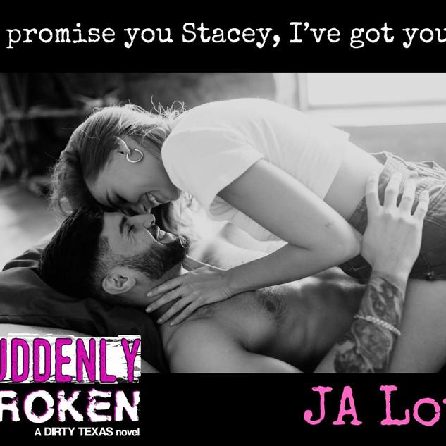 """I promise you Stacey, I've got you."".jp"