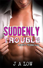 Suddenly Trouble - Front Cover - Web-Fri