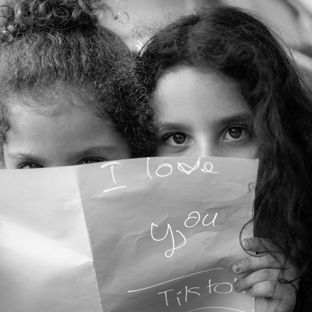 TikTok lovers