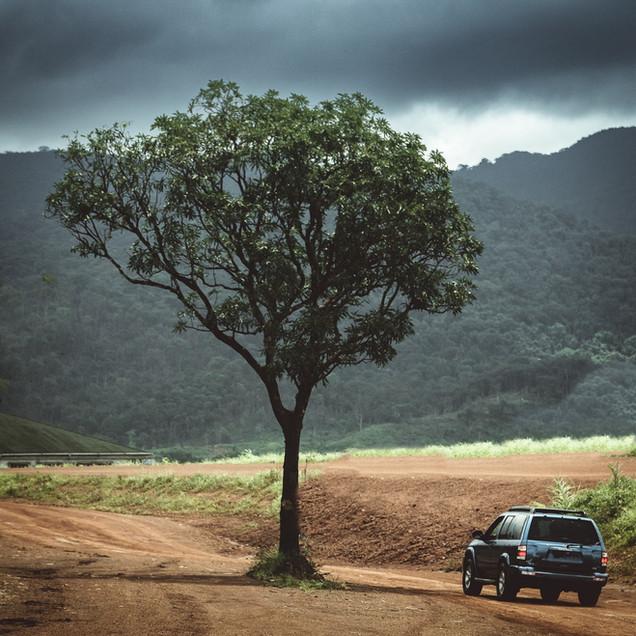 Peninsular road, Sierra Leone