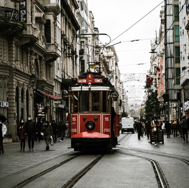 Taksim, Istanbul Turkey