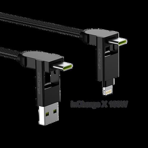 InCharge X 100W Ultra Fast Charging.