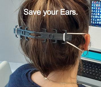 jojo clip - Ear savers. 5 pack.