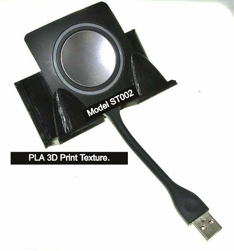 Teleconference Button Storage Rack