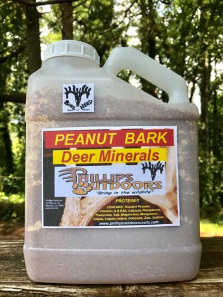 Peanut Bark Deer Minerals