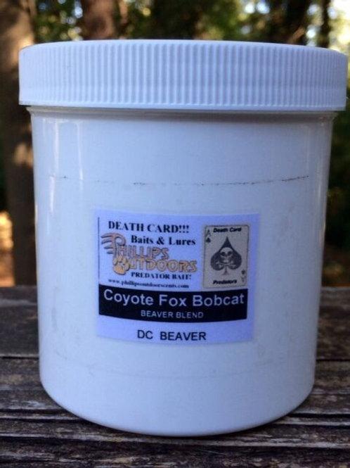 Death Card Predator Bait - DC Beaver Blend