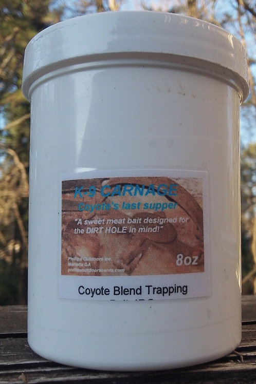 K-9 Carnage Coyote Bait