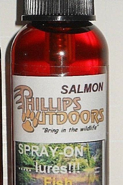 Spray-On Lures