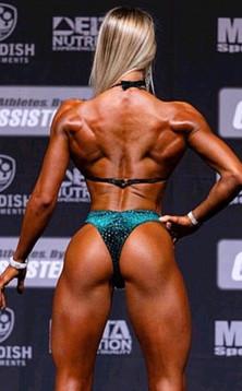 Brazilian back ( 1/3 cover )