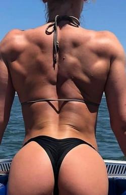Pant back cut: Rio.