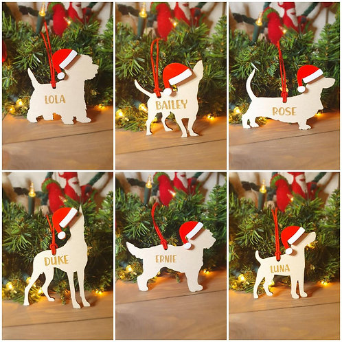 Any Breed - Personalised Decoration