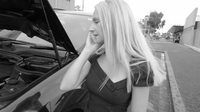 Claire Summerfield in 'Walkman'