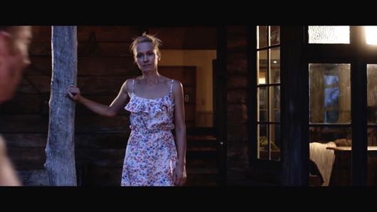 Eva in 'The Three Swords'