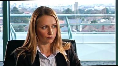 Marie Carter in ATO Corporate Video