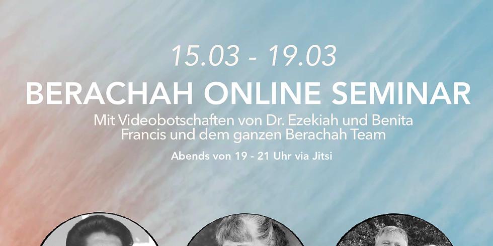 Berachah Online Konferenz