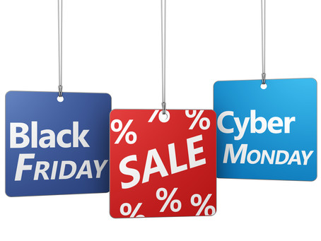 What Will Black Friday and Cyber Monday Look Like During A Pandemic?