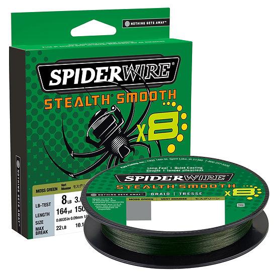 Spider Wire Stealth Smooth x8