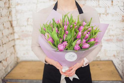 Тюльпаны Lilac