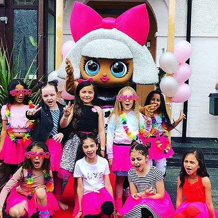 Beautiful pamper parties for your daught