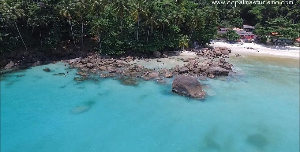 Luau do Aventureiro - Ilha Grande