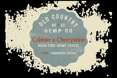 Cobbler x Cherrywine (feminized)