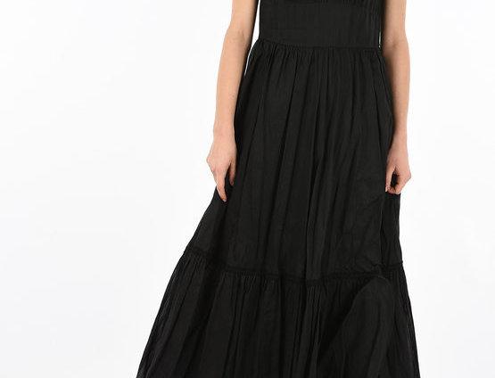 SAINT LAURENT FLARED DRESS