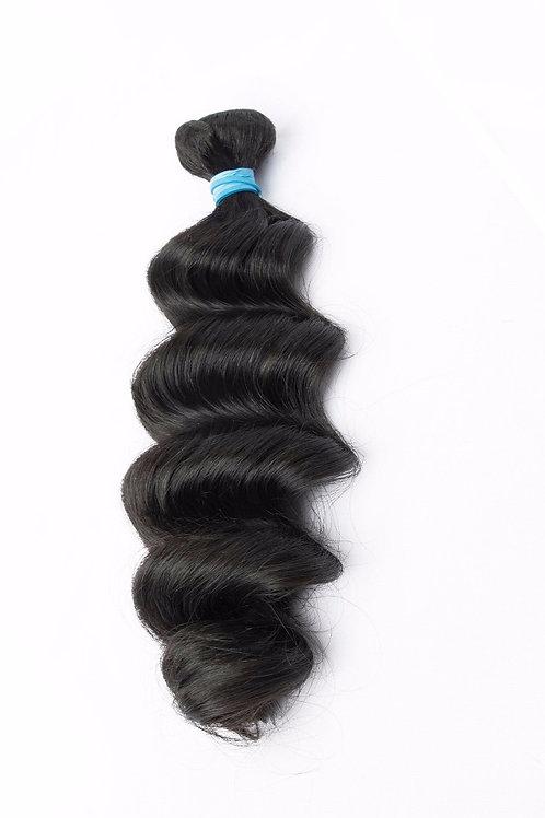 LOOSE WAVE (RAW BRAZILIAN HAIR)