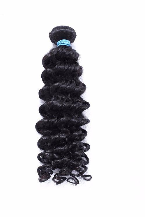 DEEP WAVE (RAW BRAZILIAN HAIR)