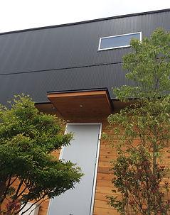 ガルバリウムの家 熊本
