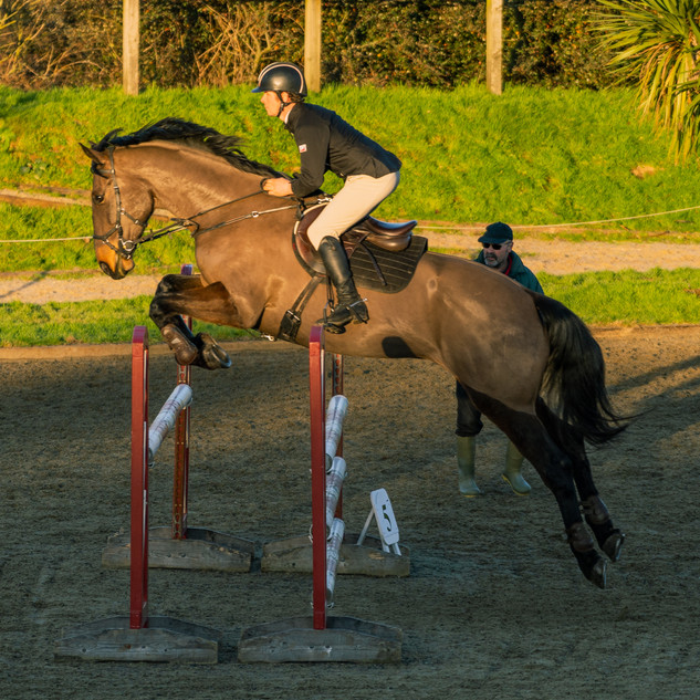 Showjumping 3rd January