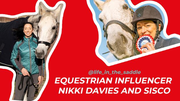 Nikki Davies and Sisco