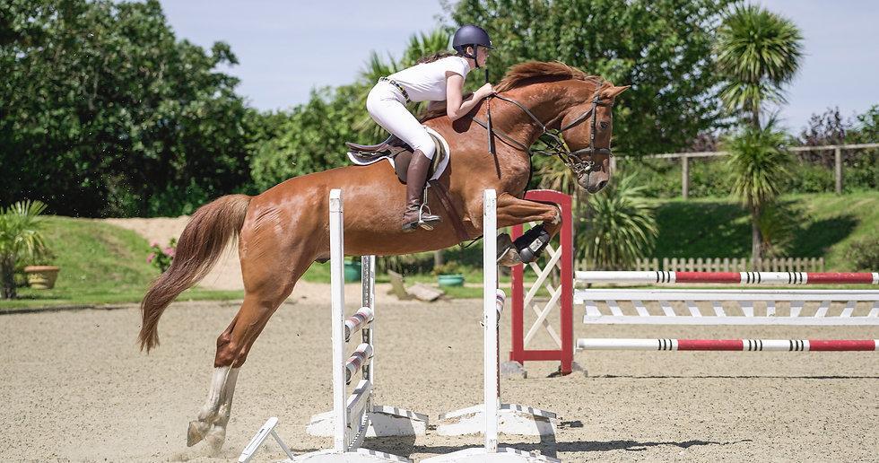 Showjumping Colraine Equestrian Centre