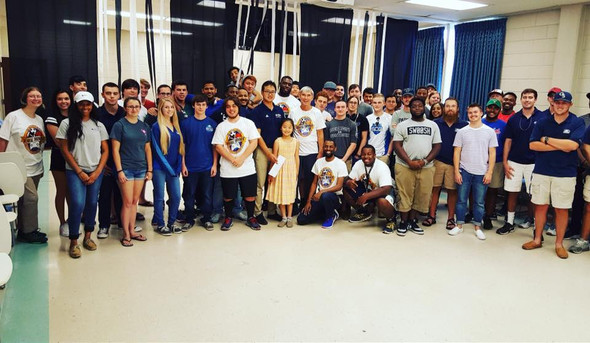 GS sports management group hosts video game competition for scholarship