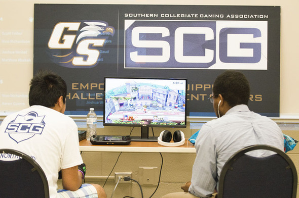 Growth is the game: a GS gaming organization achieves a major goal