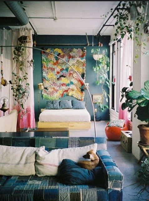 Assez Dossier déco:le tapis mural décoratif,comment accrocher un tapis  AJ91