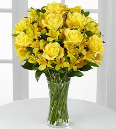 Citrus Burst Bouquet