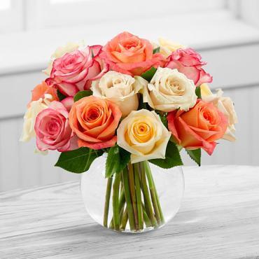 The Sundance Rose Bouquet
