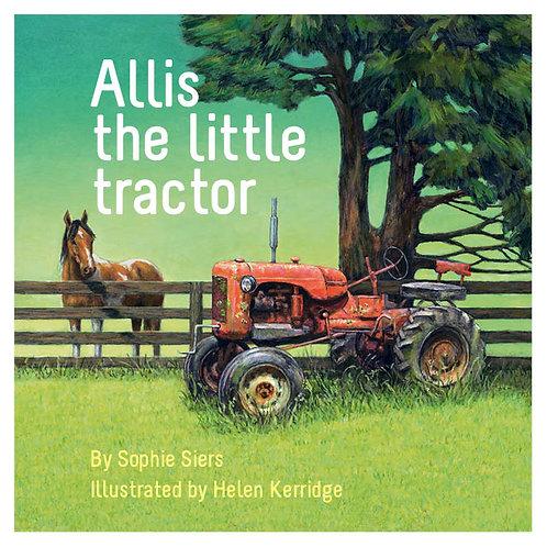 Allis the Little Tractor - Millwood Press 2015